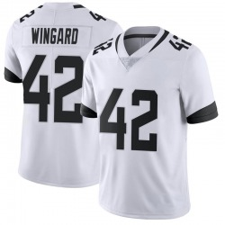 Nike Andrew Wingard Jacksonville Jaguars Youth Limited White Vapor Untouchable Jersey