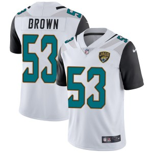 Nike Blair Brown Jacksonville Jaguars Youth Limited White Vapor Untouchable Jersey