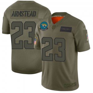 Nike Ryquell Armstead Jacksonville Jaguars Youth Limited Camo 2019 Salute to Service Jersey