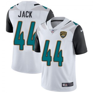 Nike Myles Jack Jacksonville Jaguars Youth Limited White Vapor Untouchable Player Jersey
